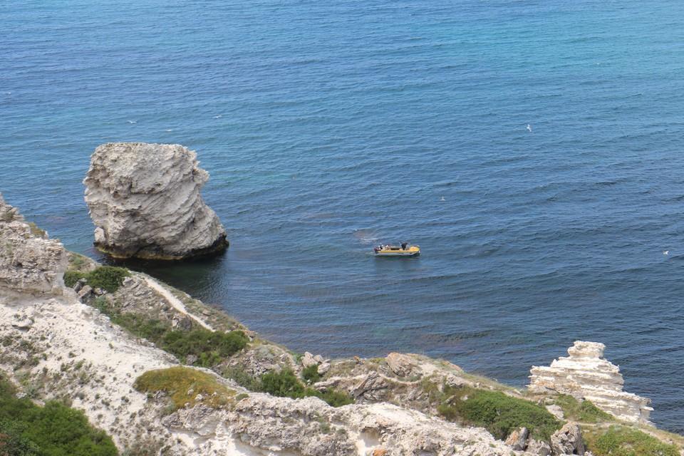 Черное море прогрелось до +21.
