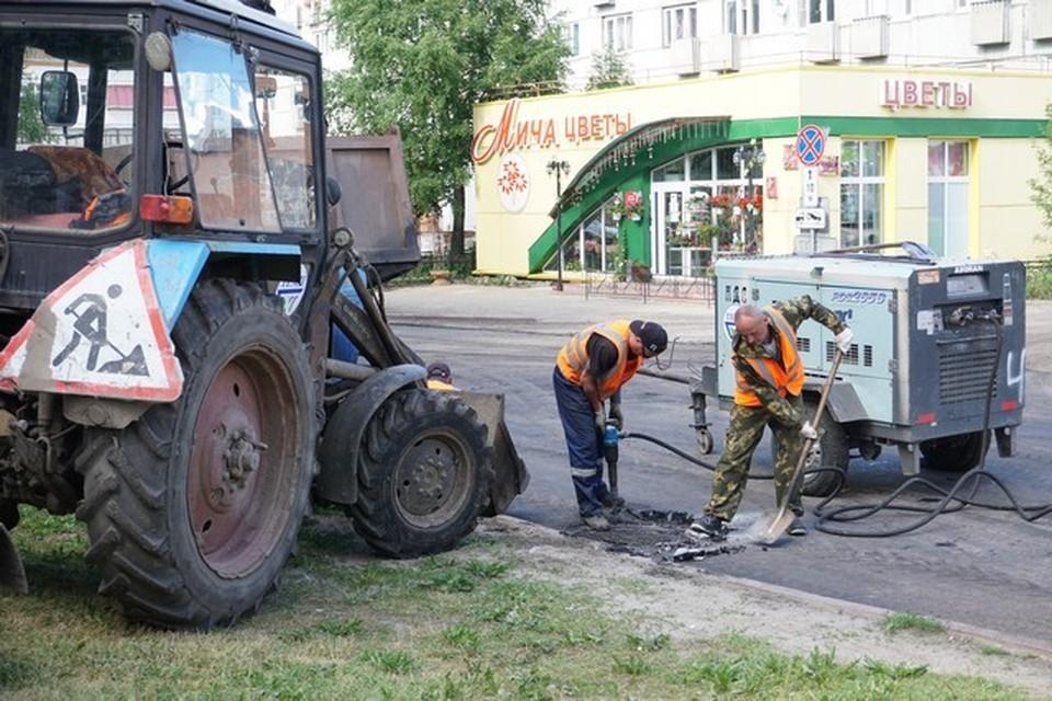 Фото пресс-службы администрации Сыктывкара