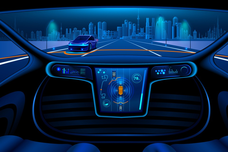Автомобили и их электронные «мозги» постоянно совершенствуются