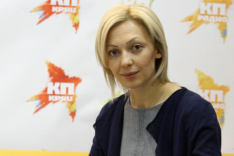 Вице-спикер Государственной Думы России Ольга Тимофеева
