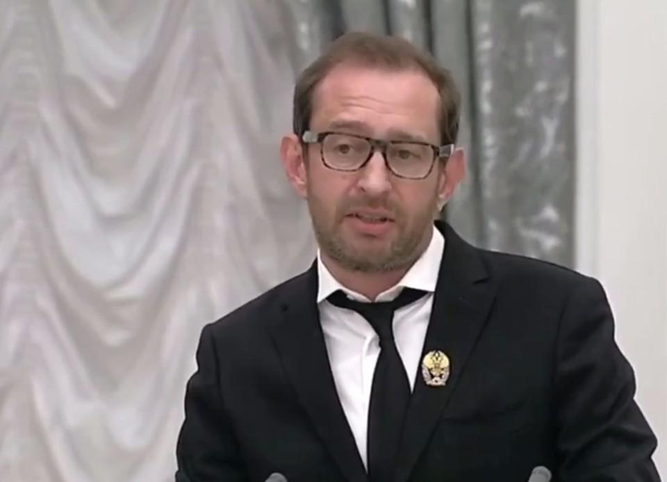 Константин Хабенский поблагодарил главу государства за оказанное доверие
