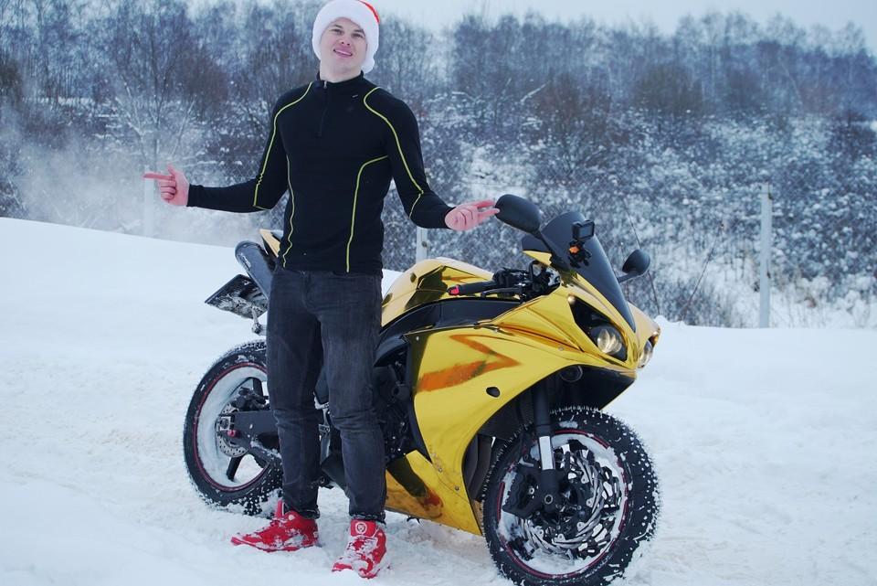 Александр Diablo R1 планировал добраться до Волгограда