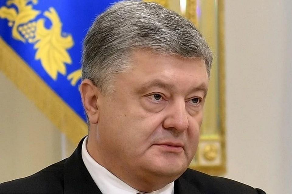 Экс-президент Украины Петр Порошенко, по мнению эксперта, может увидеть украинский полуостров только во сне