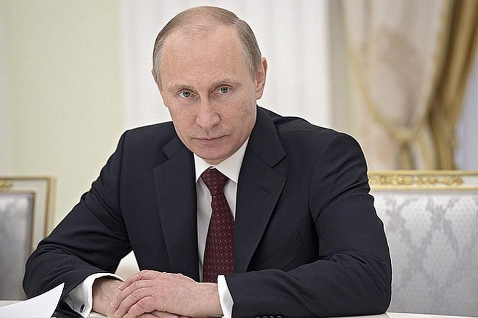 Путин похвалил работу правительства в кризисных условиях