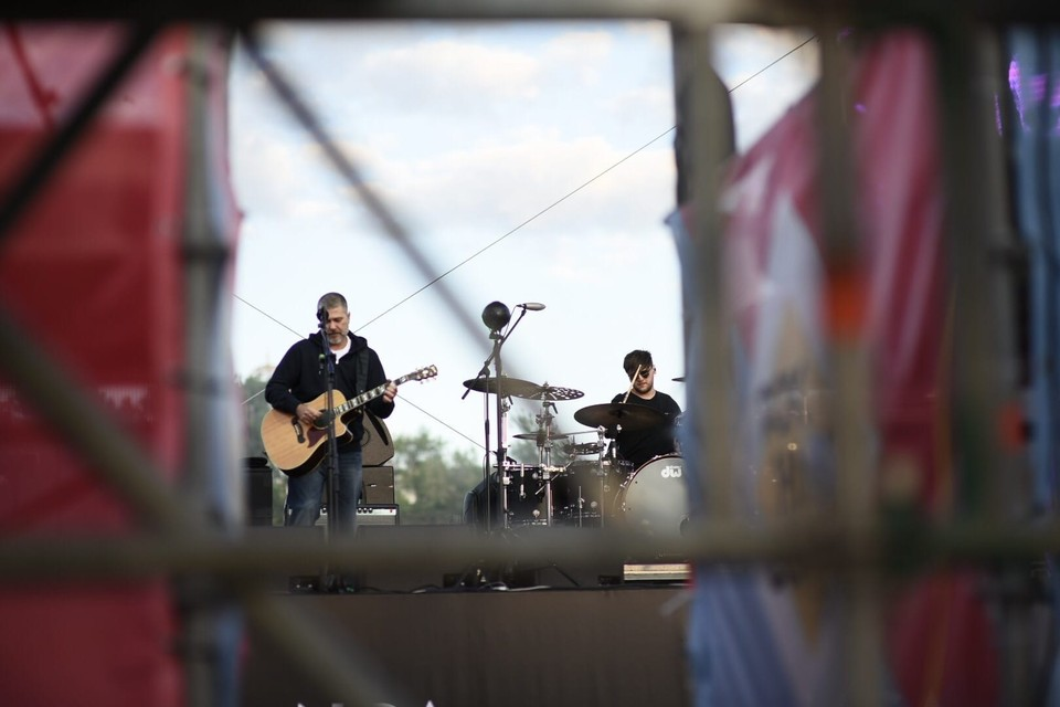 В Самаре проходит онлайн концерт Рок на Волге