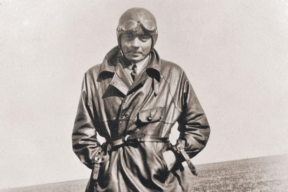 Антуан признавался, что не очень-то любил летать, для него это скорее было преодолением себя.