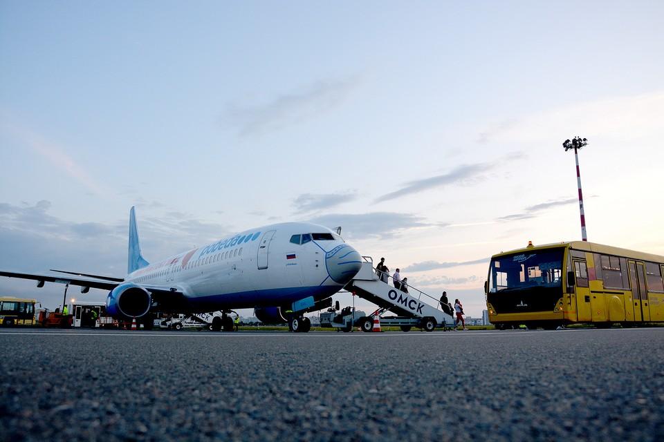 ФОТО: пресс-служба омского аэропорта