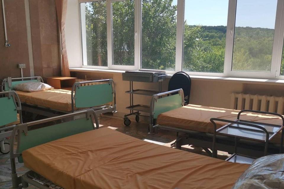 Областная офтальмологическая больница скоро сможет принимать пациентов по профилю