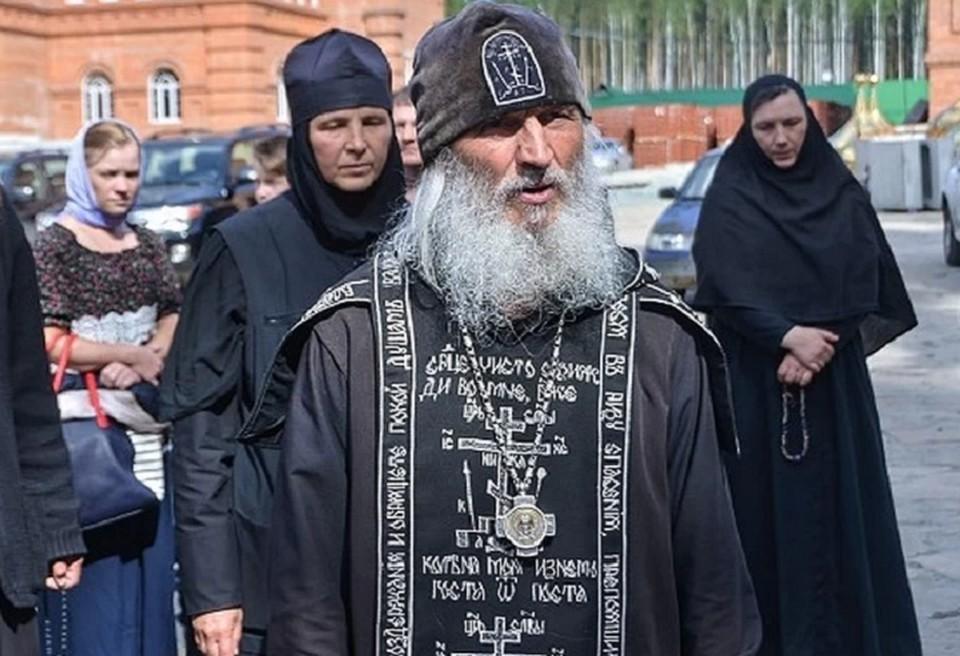 Схиигумен не намерен покидать монастырь