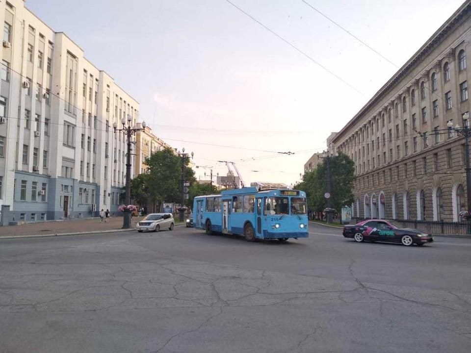 Особое опасение властей вызывают нарушения масочного режима в общественном транспорте