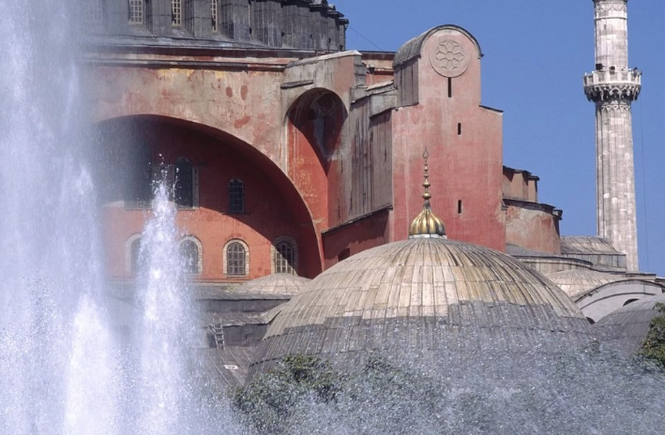 Русская православная церковь высказалась против превращения собора Святой Софии в мечеть