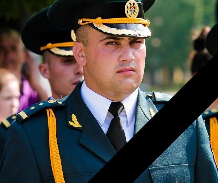 Подвиг молдавского офицера: Иван Чобэника погиб, отбросив солдата-срочника и приняв на себя удар многотонной машины