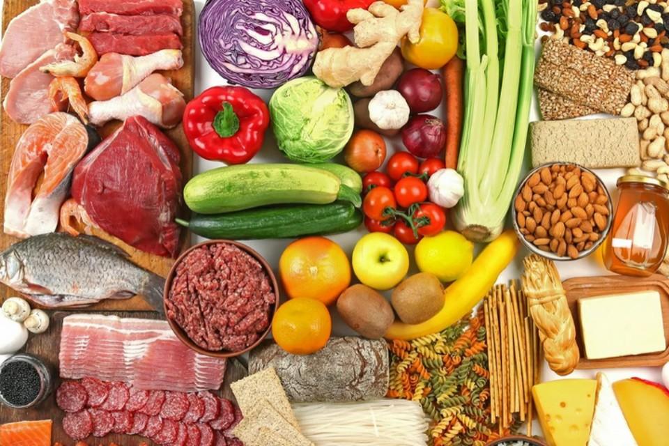 Не все нужно многообразие в еде.