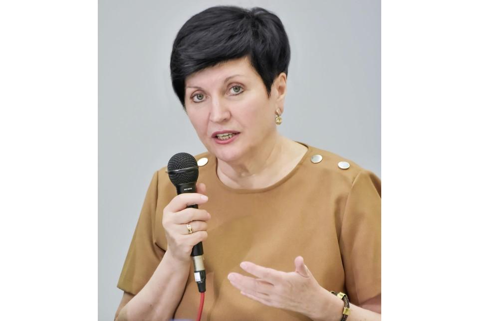 Марина Владимировна Гордеева