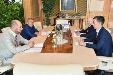 В Татарстане представили нового главного судебного пристава