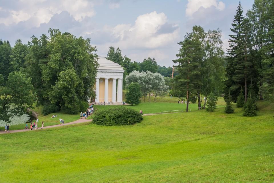 """Павловский парк после """"карантина"""" встретил тысячи гостей. Фото: vk.com/pavlovskpalaceandpark"""
