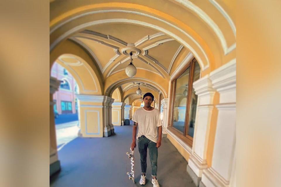 Уиллиан Фернандеш переехал из «дерёвни» в Санкт-Петербург.