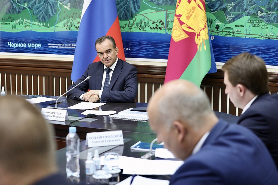 В Сочи для модернизации системы водоснабжения необходимо порядка 100 млрд рублей. Фото пресс-службы администрации Краснодарского края