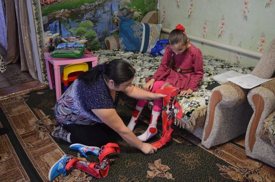 Руководство администрации Должанского района рассказало, почему не может организовать учебу для девочки-инвалида в орловской глубинке