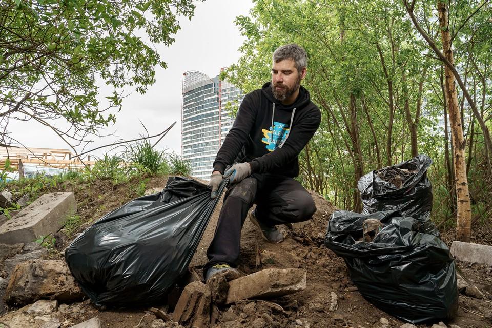 Дмитрий Иоффе, лидер проекта «Чистые Игры». Автор фото: Саша ХЛЕБНИКОВА