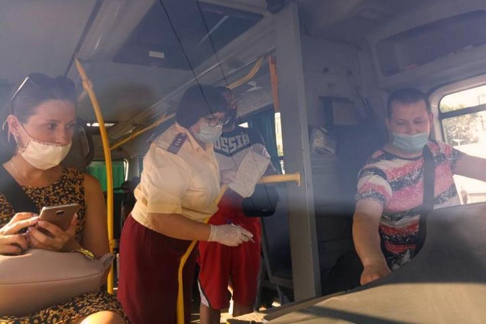 9 июля в Тюмени стартовали рейды в общественном транспорте