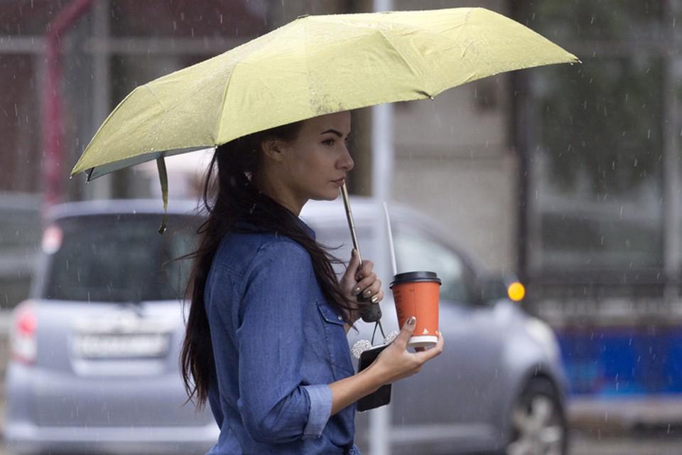 Погода в Иркутске на 12 июля: днем небольшой дождь, гроза и до +27