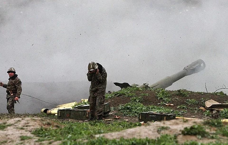 Число погибших при столкновении на границе Азербайджана выросло