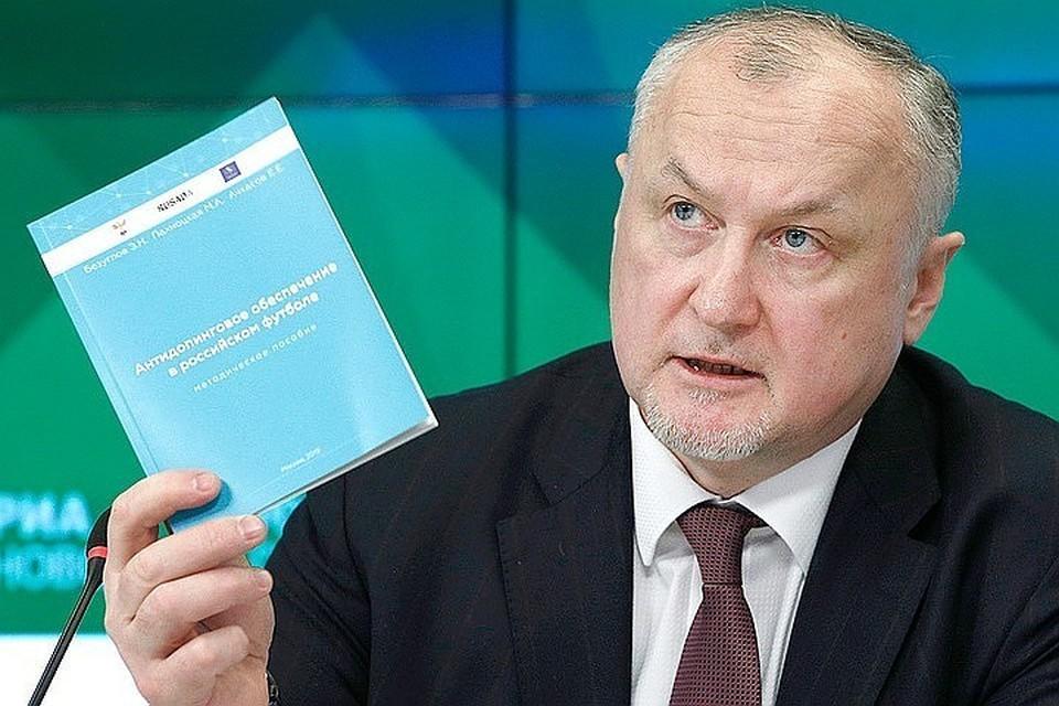 Юрий Ганус. Фото Гавриил Григоров/ТАСС