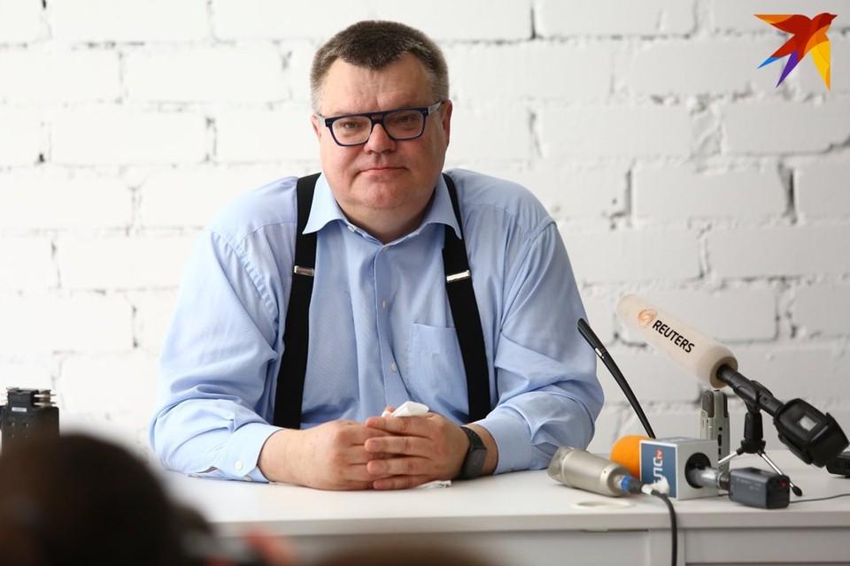 Виктор Бабарико был задержан 18 июня, он находится в СИЗО КГБ.