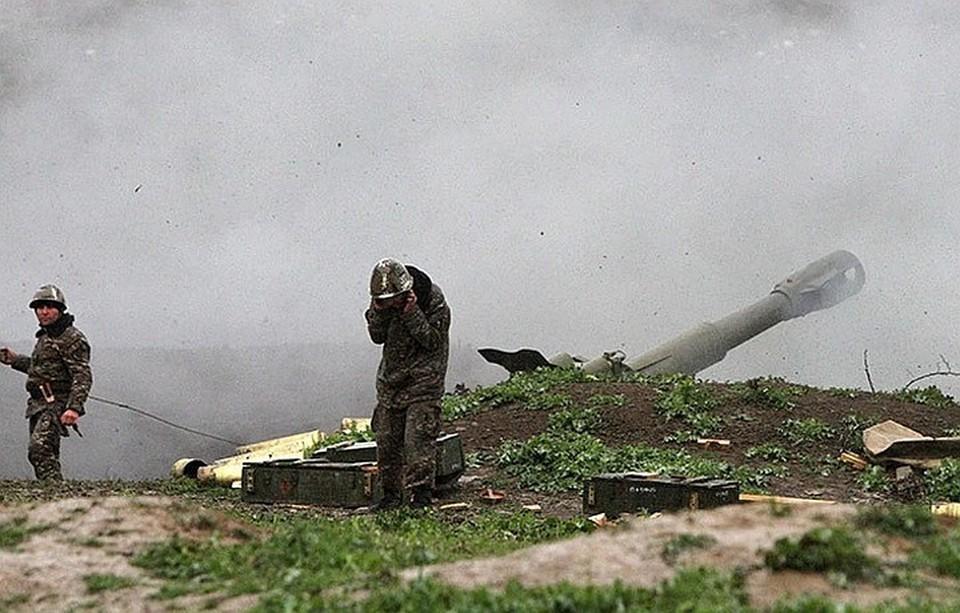 Ереван сообщил о первых потерях в конфликте с Азербайджаном