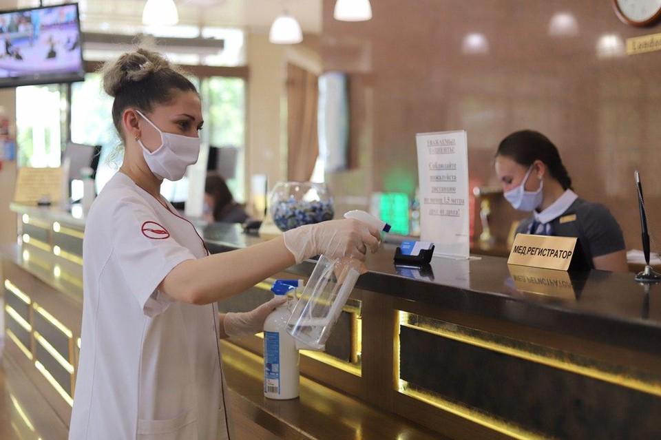 Что происходит с коронавирусом в Краснодарском крае.