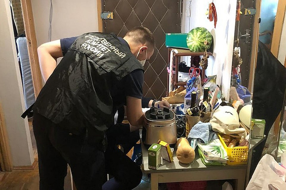 В Москве на улице Аргуновской обнаружили пятерых новорожденных младенцев с нянями из Китая. Фото: СУ СК РФ по Москве