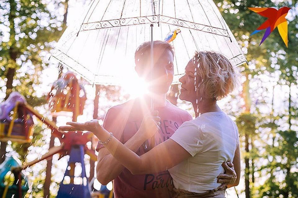 В Гидрометцентре пообещали жаркую вторую половину лета в России