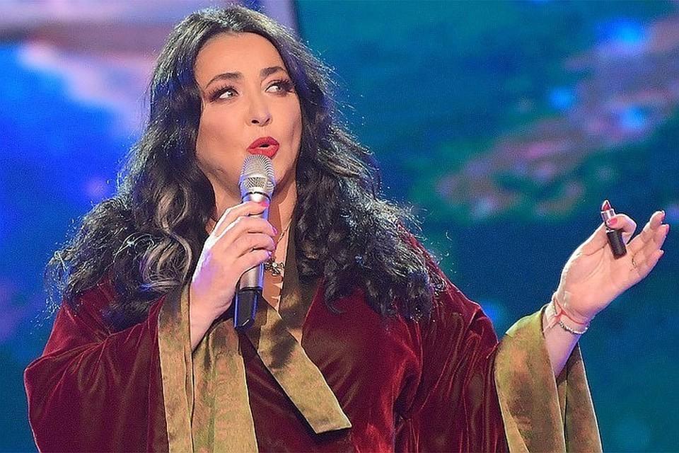 56-летняя певица в очередной раз подтвердила звание женщины без комплексов