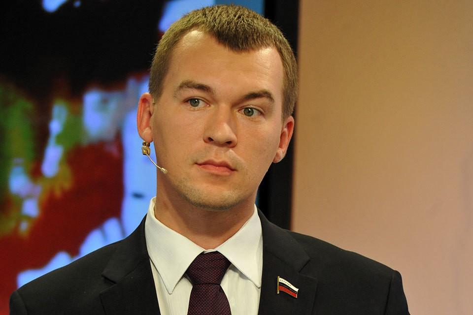 Депутат Госдумы Михаил Дегтярев был назначен врио губернатора Хабаровского края 20 июля 2020 года