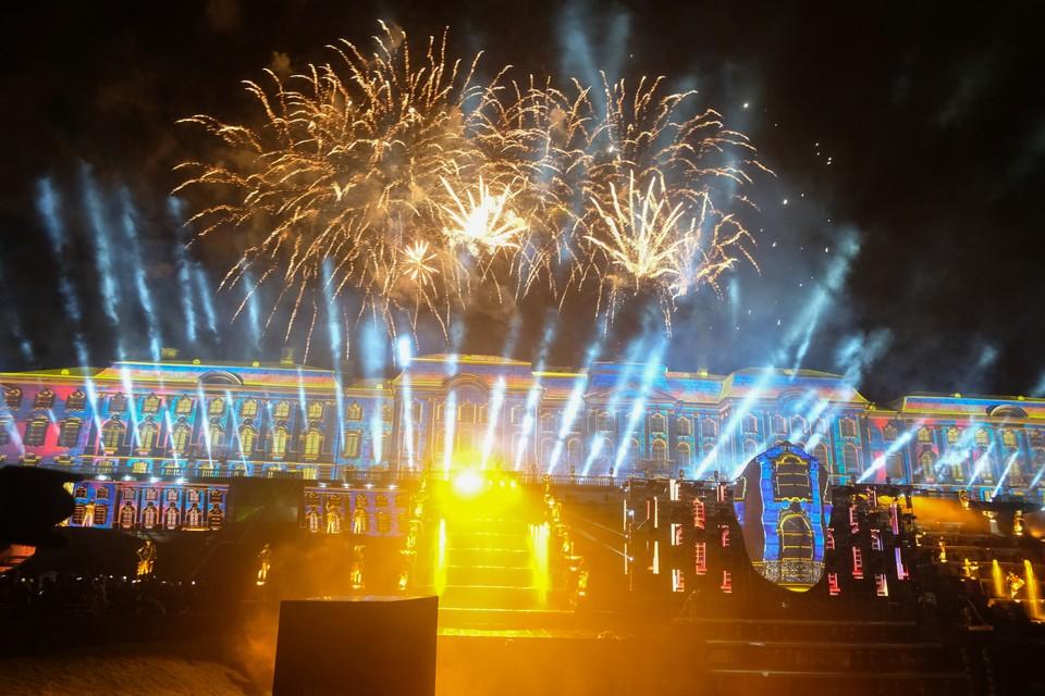 Осенний праздник фонтанов-2020 отменили из-за коронавируса.