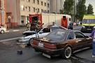 Жуткая авария со свадебным кортежем на Нижневолжской набережной попала на видеокамеру