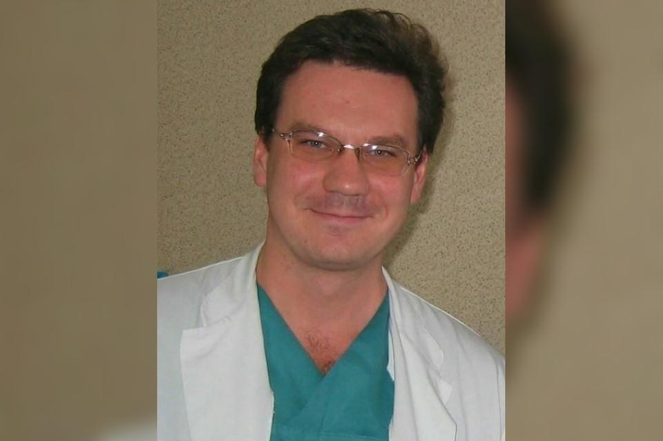 Сергей Завацкий был онкологом 24 года. Фото: страница Евгении Завацкой в соцсети Facebook.