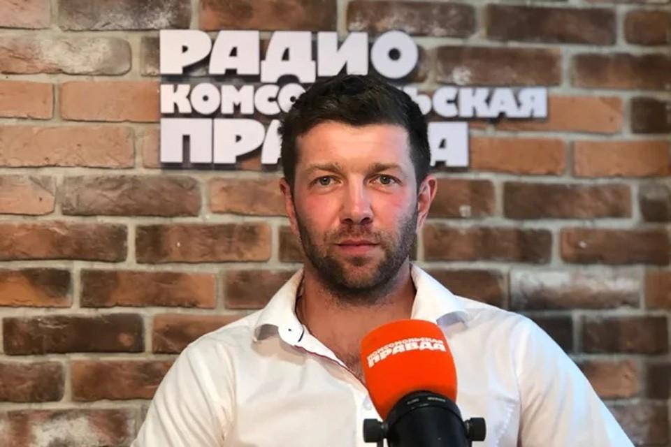 Александр Кальсин, руководитель и основатель строительной компании АПС ДСК.