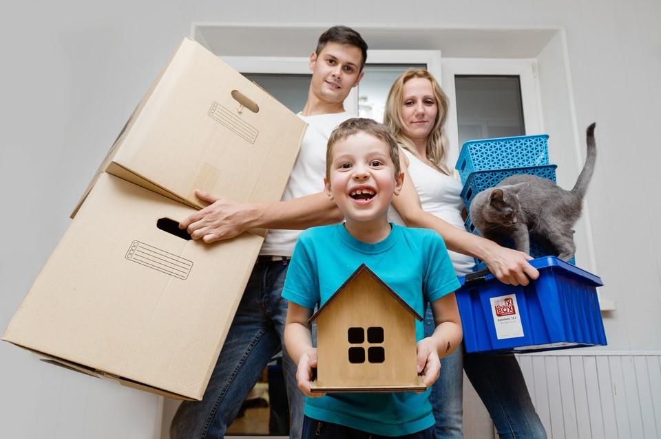 На жилье для молодых семей с детьми будет дополнительно выделено до конца года 5 млрд рублей