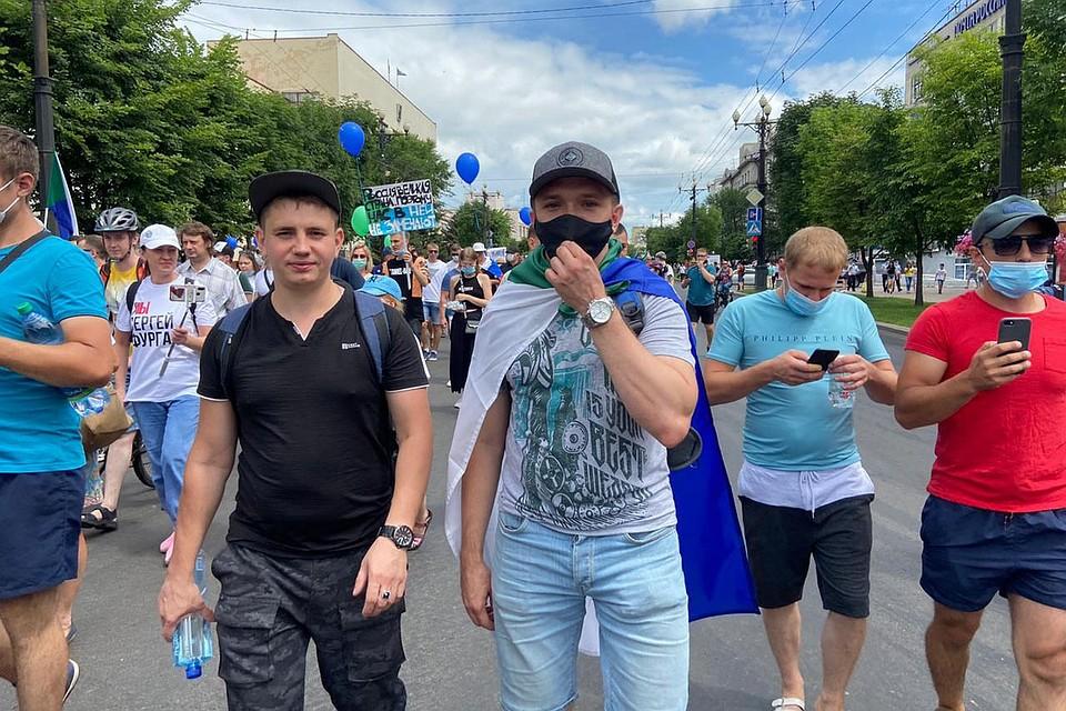 Смогут ли протестующие в Хабаровске сломить губернатора Дегтярёва?
