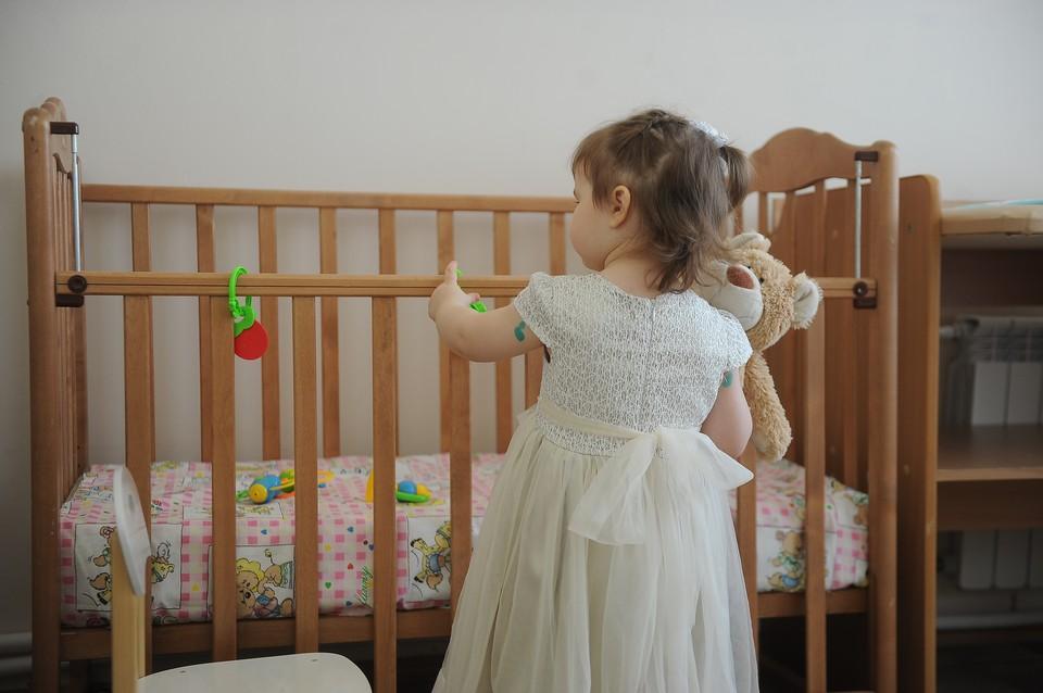 Данные о финансировании детдомов раскиданы по всей Руси