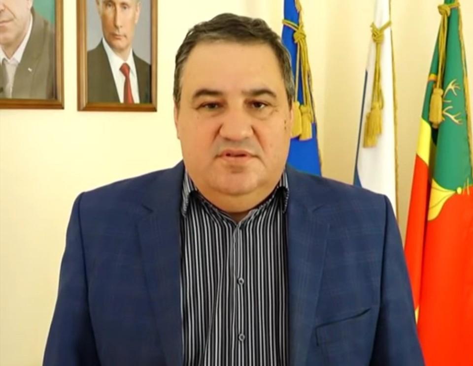 Глава Красноармейского района. Фото: администрация муниципалитета.