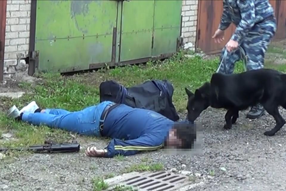 Террориста ликвидировали в Подмосковье.