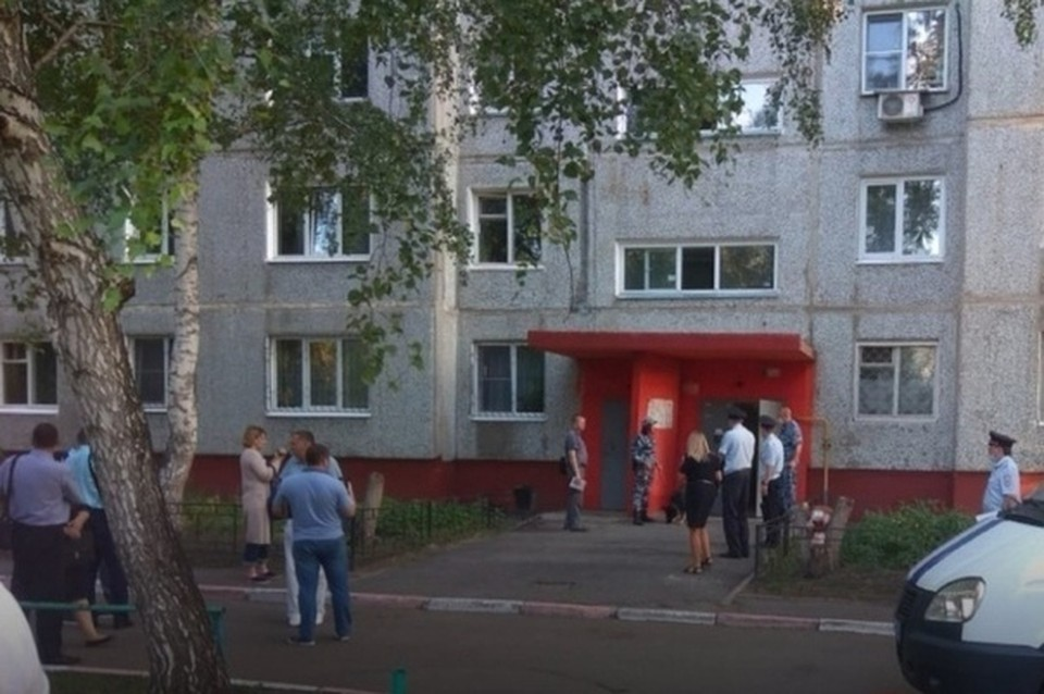 Все случилось на улице Степанца.