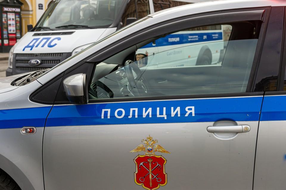 Окровавленного мужчину нашли на улице в Красносельском районе Санкт-Петербурга