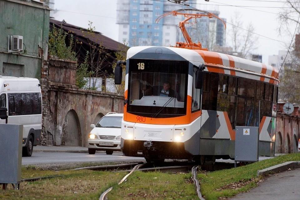 Власти Нижнего Тагила за 112 миллионов купят три новых трамвая
