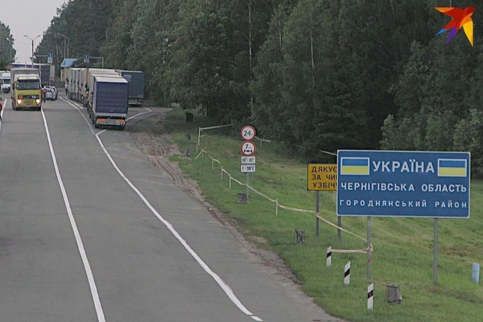 Беларусь увеличит число нарядов на границе с Украиной