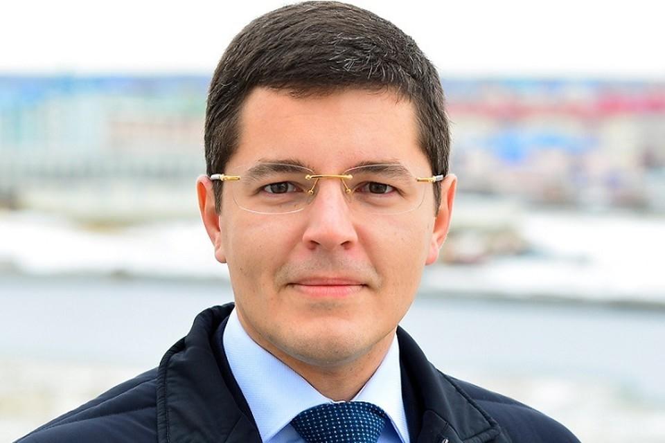 «Надеюсь, обойдётся малой кровью»: губернатор ЯНАО Дмитрий Артюхова заразился коронавирусом
