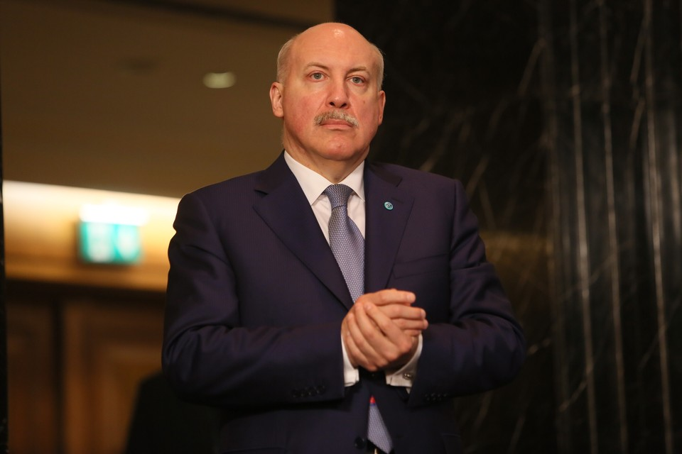 Дмитрий Мезенцев, посол России в Белоруссии